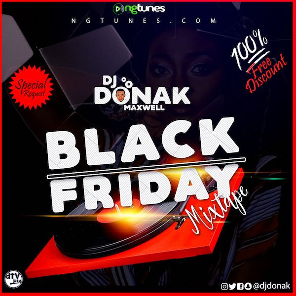 DJ Donak – Black Friday
