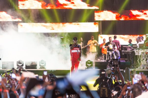Check Out Photos From The Just Concluded OLIC 4 Concert By Olamide