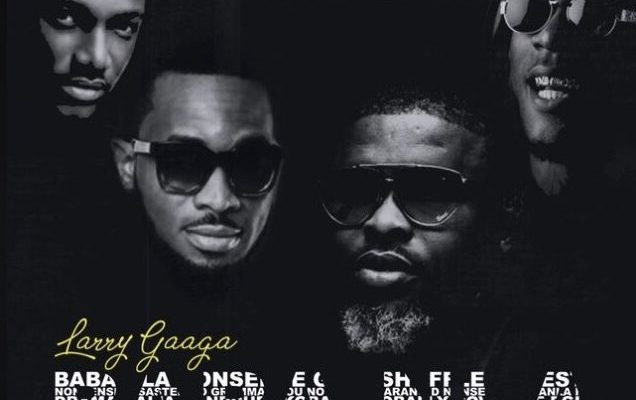 Larry Gaaga – Baba Nla ft. 2Baba, D'Banj & Burna Boy