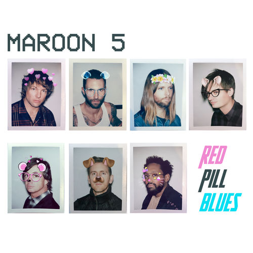 Maroon 5 – Red Pill Blues (Deluxe)